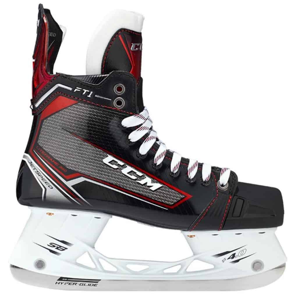 Photo of the CCM Jetspeed FT1 Hockey Skate