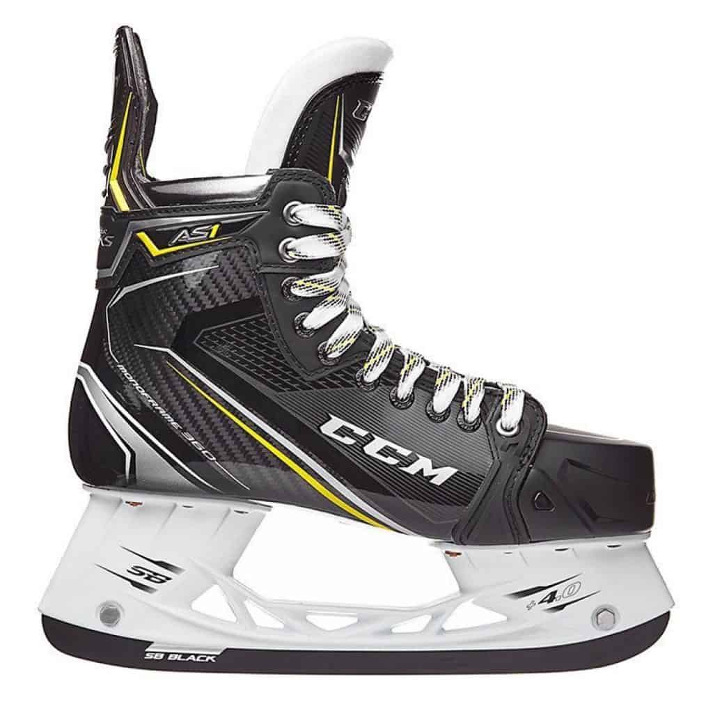 Photo of the CCM Super Tacks AS1 Skate
