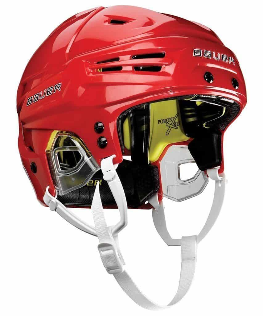 Photo of the Bauer ReAkt Helmet