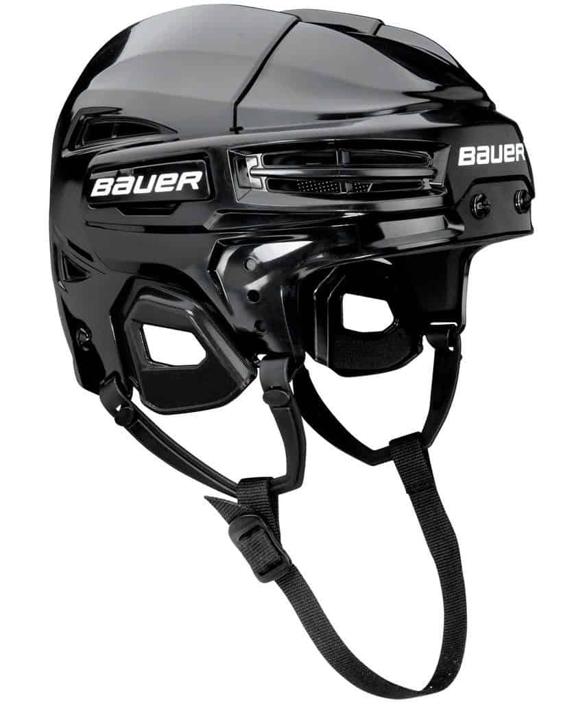Photo of the Bauer ReAkt 75 Hockey Helmet