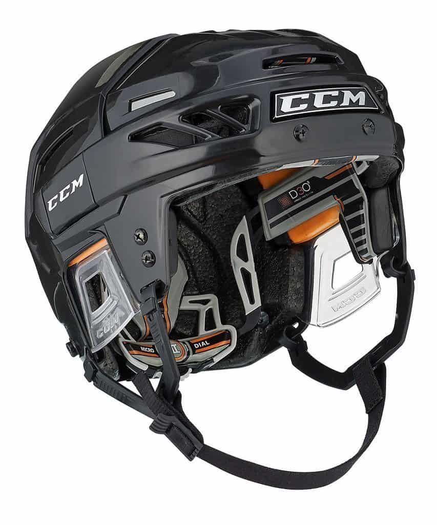 Photo of the CCM Fitlite 3DS Hockey Helmet