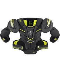 Warrior Alpha QX Senior Shoulder Pads