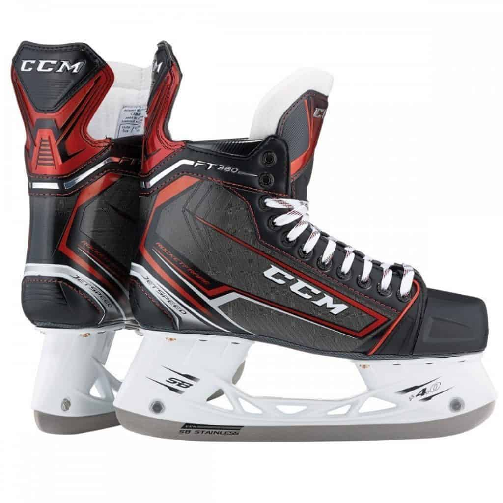 Photo of the CCM Jetspeed FT380 Hockey Skate