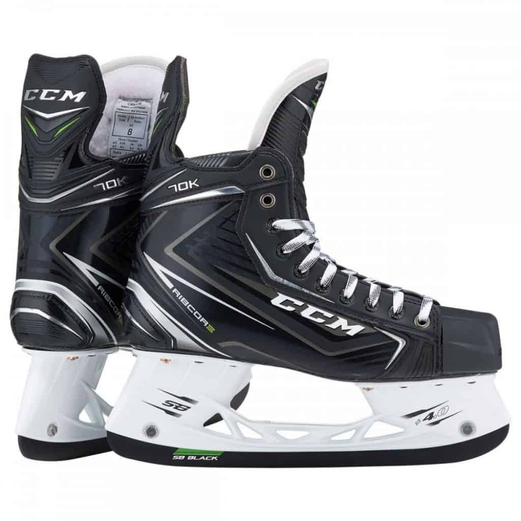 Photo of the CCM Ribcor 70k Hockey Skate
