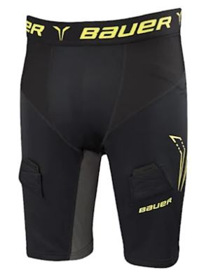 Photo of the Bauer Compression Shorts