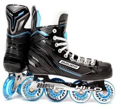 Bauer RSX Inline Hockey Skate