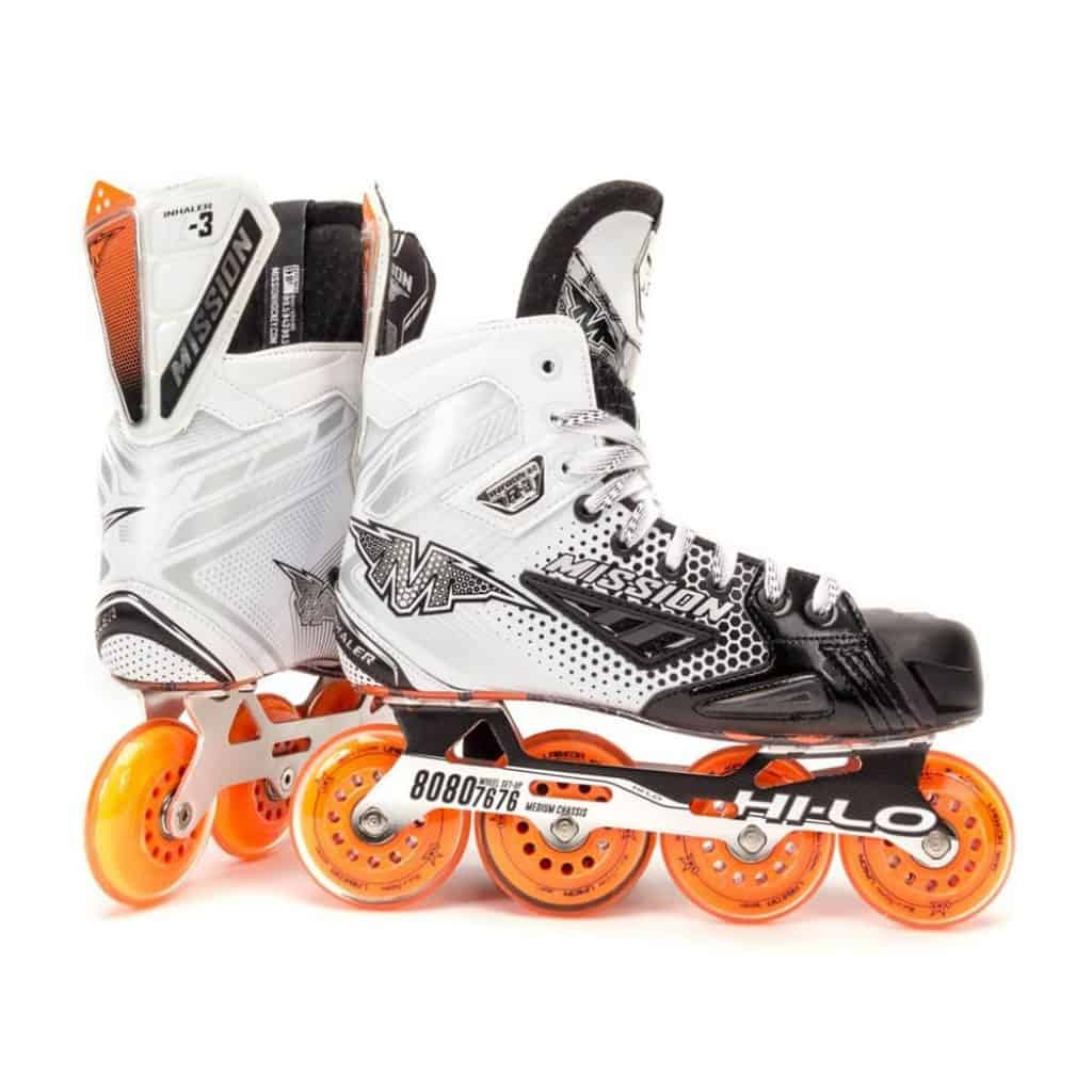 Mission Inhaler FZ-3 Inline Hockey Skate