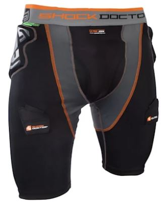 Photo of the Shock Doctor Compression Short