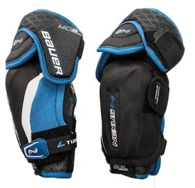 Photo of the bauer nexus 2n elbow pads