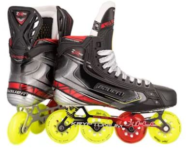 Photo of the Bauer Vapor 2XR Pro Inline Hockey Skates