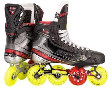 Photo of the Bauer Vapor 2XR Pro Inline Hockey Skates