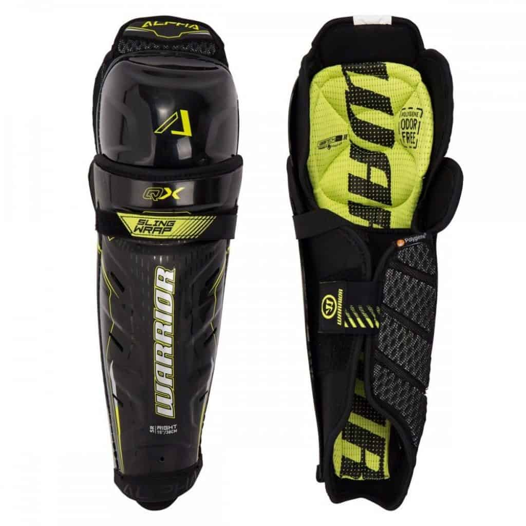 Warrior Hockey Shin Guards