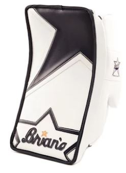 Photo of the Brians Heritage Goalie Blocker