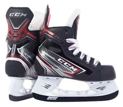 Photo of the CCM Jetspeed FT2 Youth Hockey Skate