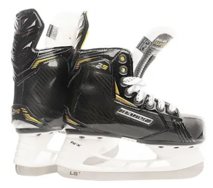 Photo of the Bauer Supreme 2S Youth Hockey Skate