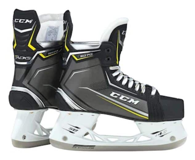 Photo of the CCM Tacks 9070 Junior Hockey Skate