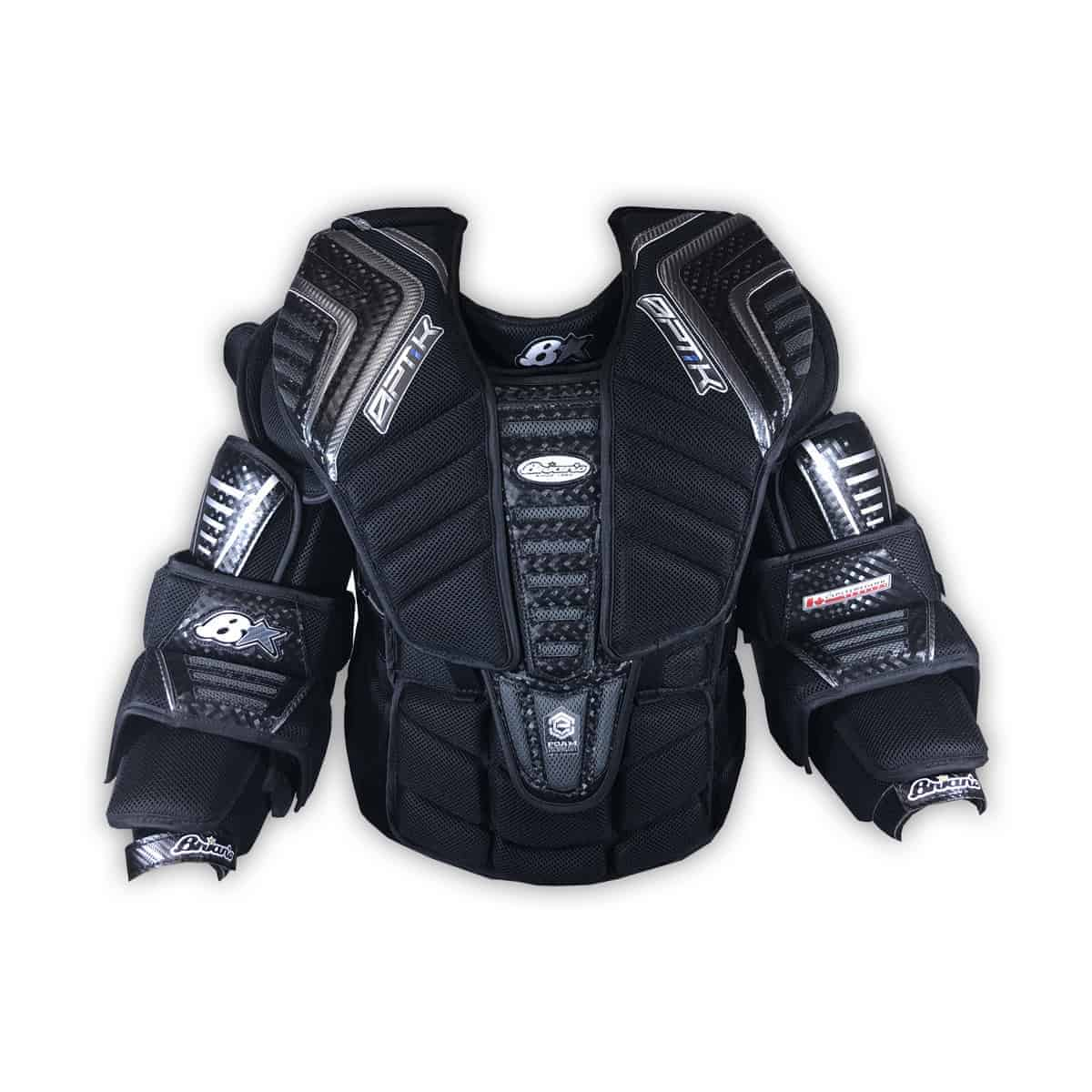 Brians OPT1K Goalie Chest Protector