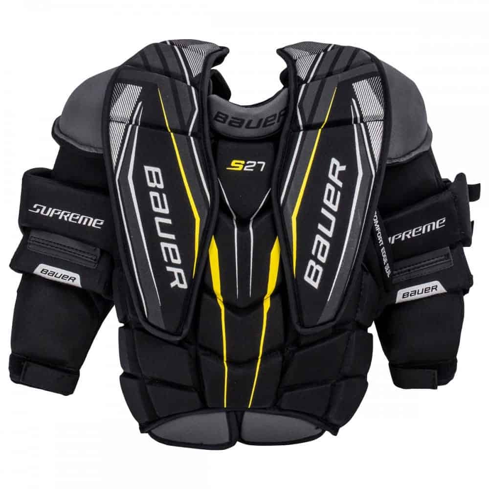Bauer Supreme S27 goalie chest protector