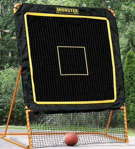 Photo of the EZGoal rebounder