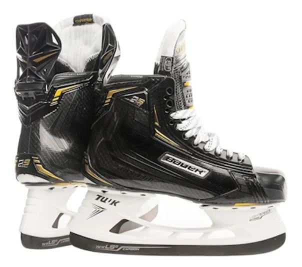 Photo of the Bauer 2S Pro Junior Hockey Skate