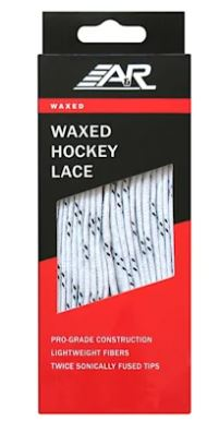 Photo of the A&R Waxed Hockey Laces