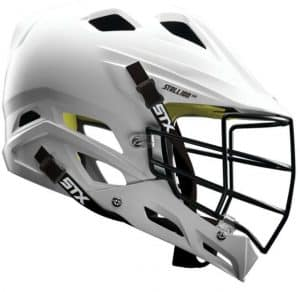 Photo of the STX Stallion 100 Lacrosse Helmet
