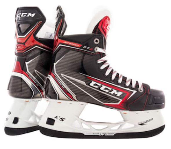 Photo of the CCM Jetspeed FT2 Junior Skate