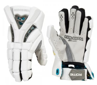 Photo of the Maverik Rome Lacrosse Glove