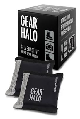 Photo of the GearHalo Deodorizer
