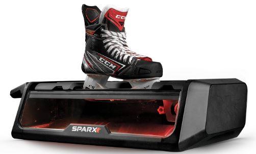 Photo of the Sparx Skate Sharpener