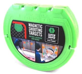 Photo of the Top Shelf Super Sniper Magnetic Targets