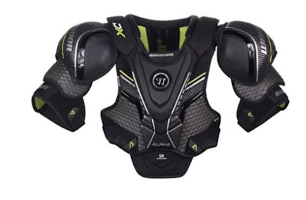 Warrior Alpha DX Shoulder Pad