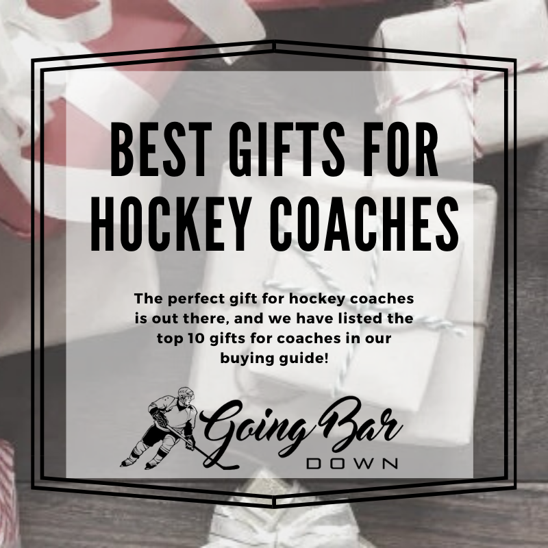 Best Gifts for Hockey Coaches