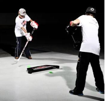 Hockey Shot Extreme Passer Pro 2
