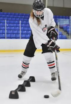 HockeyShot Extreme Dangler 2