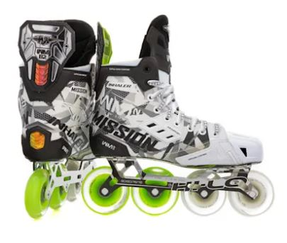 Mission WM02 Inline Hockey Skate